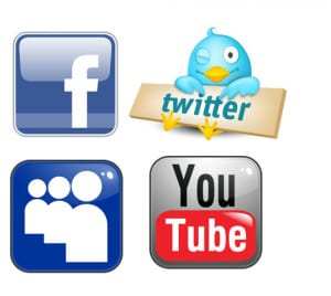 redes sociales online