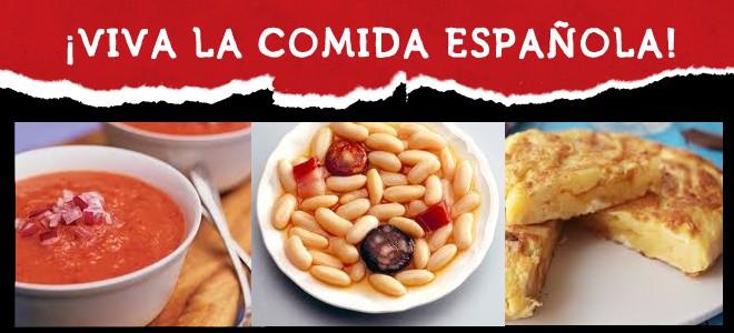 comida espana