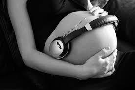 musica y embarazo