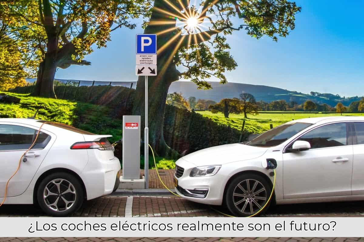 El futuro y los coches eléctricos