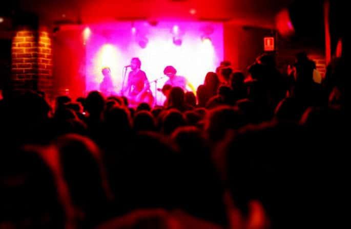 musica en directo en los bares de Barcelona